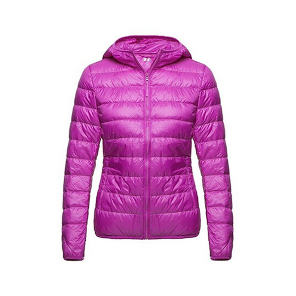 ladies down jacket
