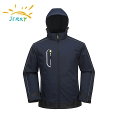 Men's Sport Softshell Jacket